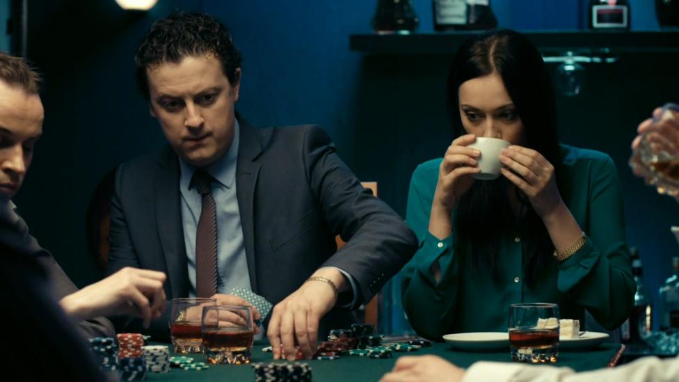 универ новая общага серия где кузя играет в покер